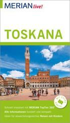 MERIAN live! Reiseführer Toskana
