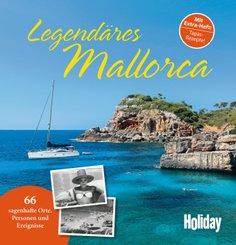 HOLIDAY Reisebuch: Legendäres Mallorca