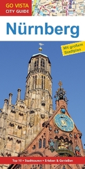 GO VISTA: Reiseführer Nürnberg, m. 1 Karte