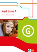 Red Line. Ausgabe ab 2014: 8. Klasse, Grammatiktraining aktiv; Bd.4