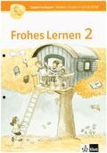 Frohes Lernen, Sprachbuch, Ausgabe Bayern 2014: 2. Schuljahr, Kopiervorlagen Fördern und Fordern + CD-ROM