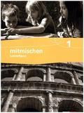 Mitmischen, Neubearbeitung Nordrhein-Westfalen und Hamburg: 5./6. Schuljahr, Lehrerband; Bd.1
