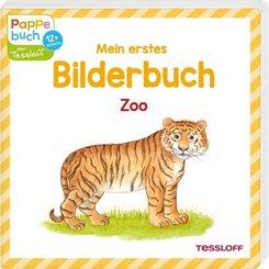 Mein erstes Bilderbuch Zoo