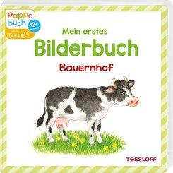 Mein erstes Bilderbuch Bauernhof