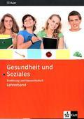Gesundheit und Soziales: Ernährung und Hauswirtschaft, Lehrerband