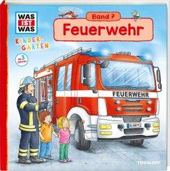 Feuerwehr - Was ist was Kindergarten Bd.7