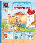 Auf der Ritterburg - Was ist was Kindergarten
