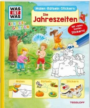 Die Jahreszeiten - Was ist was Kindergarten