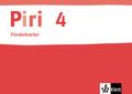 Piri, Das Sprach-Lese-Buch, Ausgabe 2014: 4. Schuljahr, Förderkartei mit Diagnosebögen