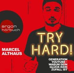 Try Hard!, 2 Audio-CDs