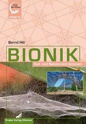 Bionik: Seil- und Netzkonstruktionen
