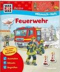 Feuerwehr, Mitmach-Heft - Was ist was junior Mitmachheft