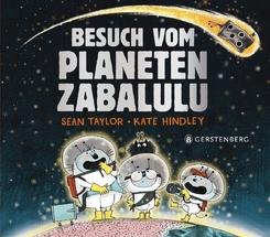 Besuch vom Planeten Zabalulu