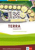 TERRA Geographie, Differenzierende Ausgabe ab 2016: 9./10. Klasse, Differenzierende Kopiervorlagen mit CD-ROM