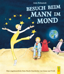 Besuch beim Mann im Mond
