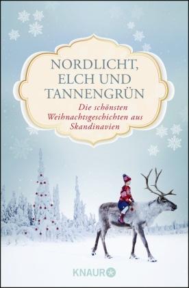 Nordlicht, Elch und Tannengrün