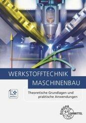 Werkstofftechnik Maschinenbau, m. CD-ROM