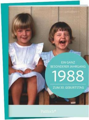 1988 - Ein ganz besonderer Jahrgang