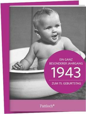1943 - Ein ganz besonderer Jahrgang