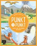 Punkt für Punkt - Ein Dino-Comic zum Verbinden und Ausmalen
