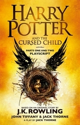 Harry Potter and the Cursed Child - Parts One and Two - Pts.1 + 2