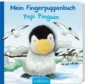 Mein Fingerpuppenbuch - Pepi Pinguin, m. Fingerpuppe