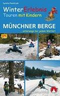 Rother Wanderbuch WinterErlebnisTouren mit Kindern Münchner Berge