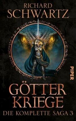 Götterkriege - Die komplette Saga - Tl.3