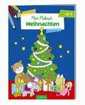 Malbuch ab 5 - Weihnachten