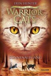 Warrior Cats - Die Macht der drei. Sonnenaufgang