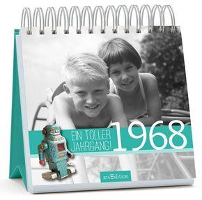 1968 - Ein toller Jahrgang!