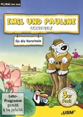 Emil und Pauline, CD-ROMs: Emil und Pauline - Lernspiele für die Vorschule, 1 DVD-ROM; Box.1