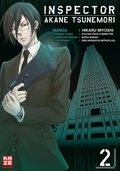 Inspector Akane Tsunemori (Psycho-Pass) - Bd.2