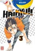 Haikyu!! - Bd.3