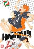Haikyu!! - Bd.1