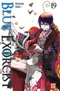 Blue Exorcist - Bd.19