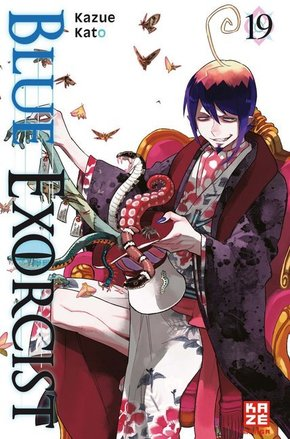 Blue Exorcist - Bd.19