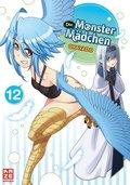 Die Monster Mädchen - Bd.12