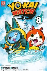 Yo-kai Watch - Bd.8