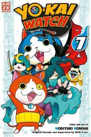 Yo-kai Watch - Bd.7