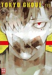 Tokyo Ghoul:re - Bd.10
