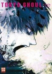 Tokyo Ghoul:re - Bd.9