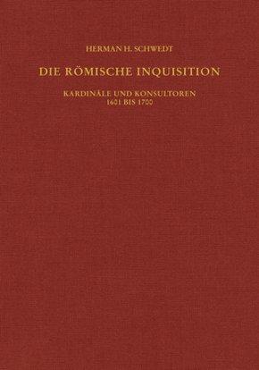 Die römische Inquisition