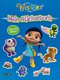 Wissper - Mein Stickerbuch