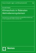 Klimaschutz in föderalen Mehrebenensystemen