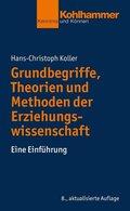 Grundbegriffe, Theorien und Methoden der Erziehungswissenschaft