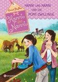 Hanni und Nanni und die Pony-Zwillinge