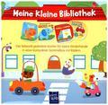 Meine kleine Bibliothek - Der Bus, 4 Bände