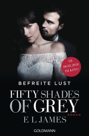 Fifty Shades of Grey - Befreite Lust, Film-Tie-in