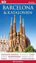 Vis-à-Vis Reiseführer Barcelona & Katalonien, m. 1 Karte